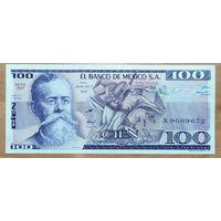 100 песо (27.01.1981) - Мексика - UNC