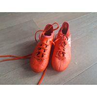 Бутсы Adidas X 16.3 FG, детские