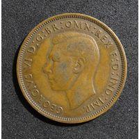 Великобритания 1 пенни, 1944