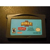 GBA the Bible Game
