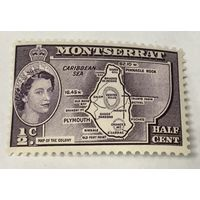 Монтсеррат. Британские колонии