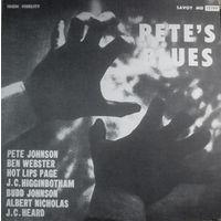 Pete Johnson, Pete's Blues, LP 1958