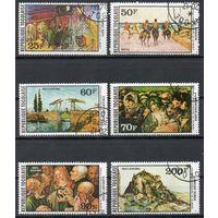 150 лет со дня смерти Франциско Гойи Того 1978 год серия из 6 марок
