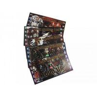 "Набор из 5-ти сувенирных банкнот Банка Атлантик, Анна Дроз, тигры"" 2016 г."