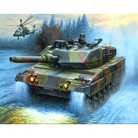 Revell ,1:72 Leopard 2 A5 KWS ,Lеопард 2 А5 модернизированный KWS основной боевой танк )