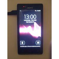 Сотовый телефон б.у. Sony  ST26i