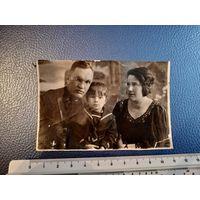 Фото комиссара. 1930 е гг. СССР