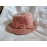 Шляпа женская (СССР, войлок)
