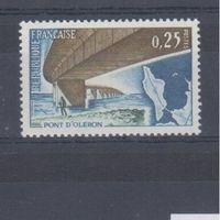 [327] Франция 1966. Мост.