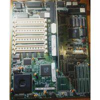 Материнская плата 486 . Acer Z1 (1993 год) .