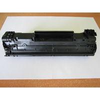 Картридж CF283a оригинал для HP (заправленый)