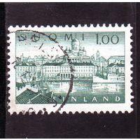 Финляндия.Ми-567. Хельсинки. Порт. 1963.