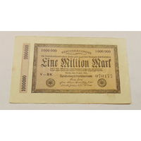 Старт с 1 рубля. 1000000 марок 1923 год.
