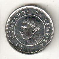 Гондурас 20 сентаво 1999
