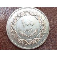 100 дирхамов 1975 Ливия
