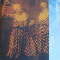 TU (Trey Gunn & Pat Mastelotto) - TU (2003, Audio CD)