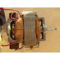 Электродвигатель от кофемолки 220 В, 50 Гц, 120 Вт, 20000 об./мин.