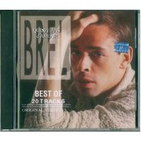 CD Brel - Quinze Ans D'Amour (Best Of) (1988)