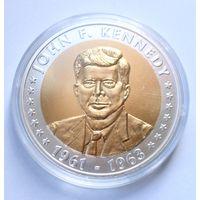 "США, монетовидная медаль ""Джон Ф. Кеннеди"", - 40мм"