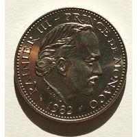 Монако 5 франков, 1982 5-5-3
