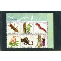 Индонезия. Флора и фауна. Вып. 2004