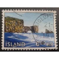 Исландия 1966 ландшафты