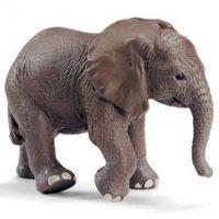 Фигурки животных Шляйх (Schleich) Африканский слон+африканский слоненок
