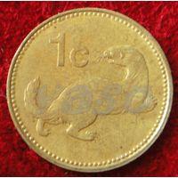 7414:  1 цент 1991 Мальта