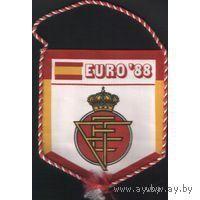 Вымпел Эмблема Федерации футбола Испании