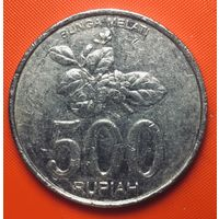 31-10 Индонезия, 500 рупий 2003 г.