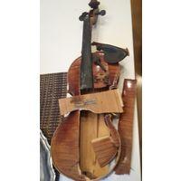 Carlo Annibale Tononi, Venice, 1729 (Детали старинной скрипки)