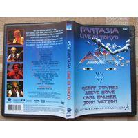 DVD ASIA – Fantasia Live In Tokyo (2007)