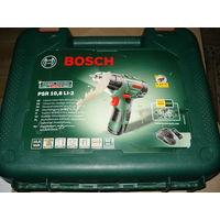 Шуруповерт Bosch PSR 10,8 LI-2