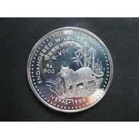 Непал 500 рупий 1993 года.