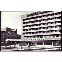 1979 год Ашхабад Гостиница Ашхабад