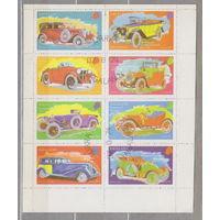Автомобили машины Нагаленд Индия  1974г 3