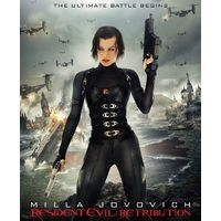 Фильмы: Обитель зла 5 - Возмездие (Лицензия, DVD)