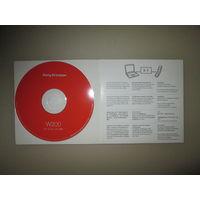 Диск к телефону Sony Ericsson W200