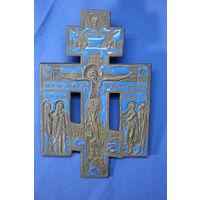 Старинный крест, 10.7-16.5 см. С РУБЛЯ АУКЦИОН!!!