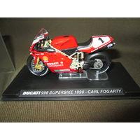 Модель мотоцикла Ducati 996 superbike 1999-CARL FOGARTY