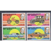 [236] Мали 1987.Автомобили.