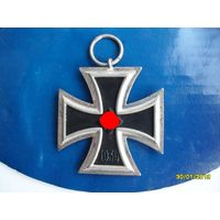 Железный крест (клеймо 13 Gustav Brehmer (Маркнойкирхен)