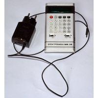 Электроника МК 36 с блоком питания