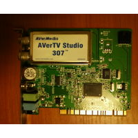 TV-тюнер AVerMedia AVerTV Studio 307 MADE IN TAIVAN