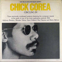 Chick Corea, Circling In, 2LP 1975