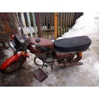 Мотоцикл  восход 2мСССР