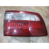 101486 MAzda 626GW фонарь крышки багажника левый