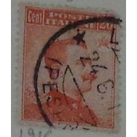 Король Виктор Эммануил III . Италия.Дата выпуска:1917-10