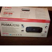 Цветной струйный принтер Canon PIXMA iP2700