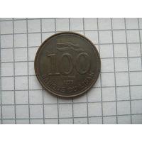 Ливан 100 ливров 1995г.